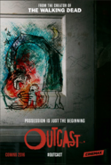 Outcast (TV Series) poster 1