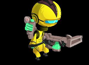 SludgeCo Minion 2