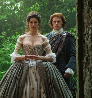 Jamie-and-Claire-Wedding-Outlander