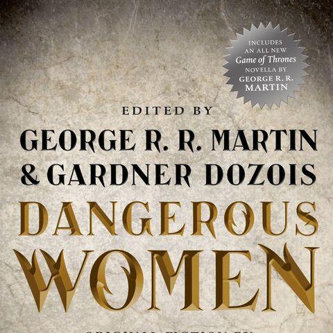 <i>Dangerous Women</i> anthology