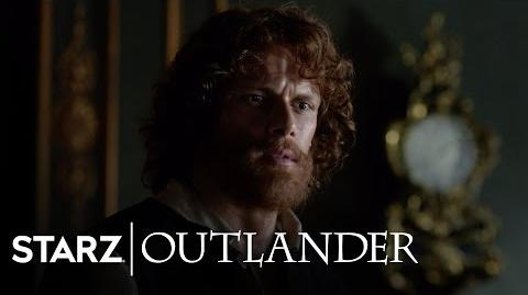 Outlander Return to Scotland STARZ