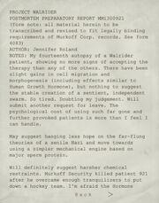 Variant Postmortem Page 1