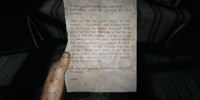 Letter from Nick to Knoth