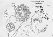 Gene s compass sketch