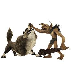 Minion Wolf