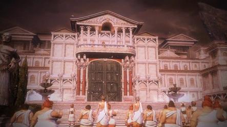 Imperial Palace Countyard HD