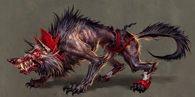 File:Wolf Queen Concept Art.png