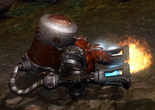 Overlord Dwarven Flamethrower 2