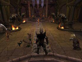 Evil Throne Room