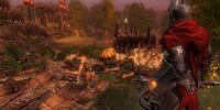 Human-Halfling War in Mellow Hills