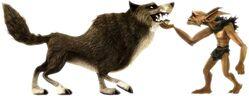 Minion Loves Wolf