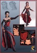 Velvet 3d Model