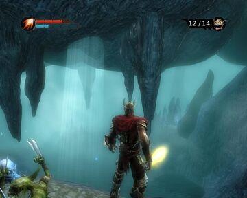 Moist Hollows Cavern