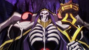 Ainz Ooal Gown Anime