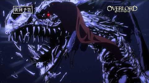 【オーバーロード】第9話予告「漆黒の戦士」《ノーマルver.》