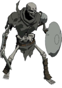 Undead Skeleton Databook 01