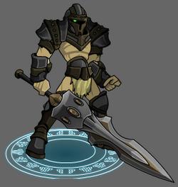 SwordWarrior