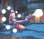 Winter Wonderland - Zenyatta - Snowball Fight spray