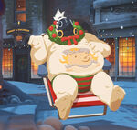 Winter Wonderland - Roadhog - Winter spray