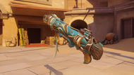 Pharah raindancer rocketlauncher
