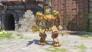 Bastion overgrown golden recon