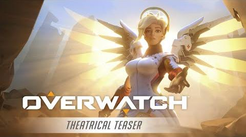 """Overwatch Theatrical Teaser """"We Are Overwatch"""""""