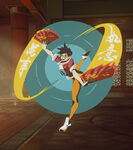 Tracer - Fan Dance spray