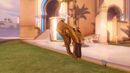 Mercy vendant golden caduceusblaster