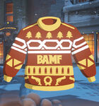 Winter Wonderland - McCree - Ugly Sweater spray