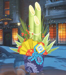 Winter Wonderland - Hanzo - Kadomatsu spray