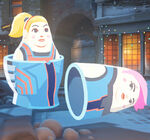 Winter Wonderland - Zarya - Matryoshka spray