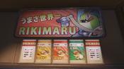 Rikimaru menu