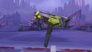 Sombra cidro machinepistol