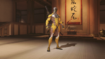 Genji ochre