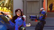 DVa and Soldier 76 - PS4