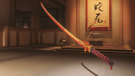 Genji oni golden dragonblade