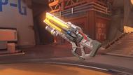 Soldier76 golden heavypulserifle