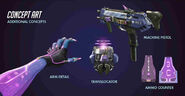 Sombra - Additional Concepts
