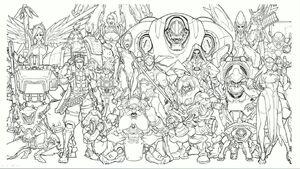 Unknown Heroes 1