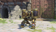 Bastion steambot sentry
