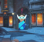 Winter Wonderland - Symmetra - Ornament spray