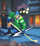 Winter Wonderland - Lucio - Hockey spray