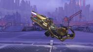 Zarya champion golden particlecannon