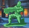 Winter Wonderland - Soldier 76 - Army Man 76 spray