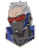 Soldier 76 Spray - Grizzled