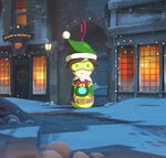 Winter Wonderland - Tracer - Ornament spray