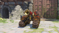Bastion rooster tank