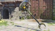 Reinhardt wujing rockethammer