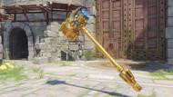 Reinhardt lieutenantwilhelm golden rockethammer