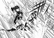 Yoichi attacks crowley